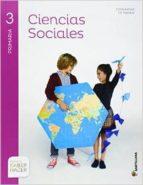 ciencias sociales 3º primaria madrid + atlas cast ed 2014-9788499724010