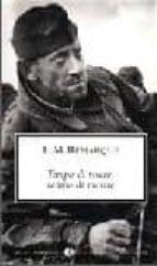 El libro de Tempo di vivere, tempo di morire autor ERIC M. REMARQUE PDF!