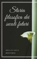storia filosofica dei secoli futuri (ebook) 9788827510810