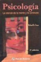 Psicologia, la ciencia de la mente y la conducta 978-9707291010 por Richard d. gross EPUB TORRENT