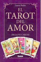 el tarot del amor (incluye cartas en color, para recortar)-laura podio-9789876349710