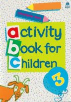 oxford activity books for children: book 3-christopher clark-9780194218320