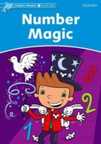magic number (dolphin readers 1)-9780194478120