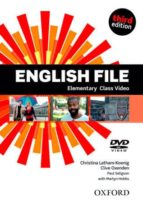 english file: elementary class dvd 9780194598620