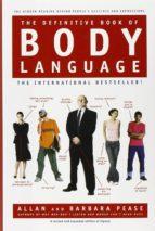 the definitive book of body language barbara pease allan pease 9780553804720