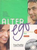 alter ego 2 (alumno) (incluye cd)-9782011554420