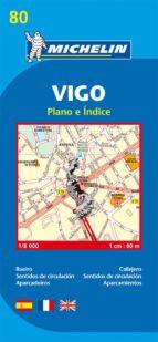 plano michelin vigo (ref.19080) 9782067127920