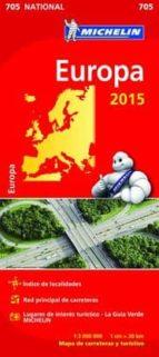 mapa europa (ref. 11705) 9782067210820