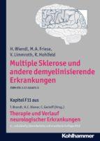 multiple sklerose und andere demyelinisierende erkrankungen (ebook) h. wiendl m. a. friese v. limmroth 9783170246720