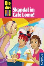 die drei !!!, 44, skandal im café lomo (drei ausrufezeichen) (ebook) henriette wich 9783440140420
