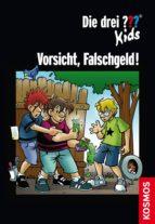 die drei ??? kids, vorsicht, falschgeld! (drei fragezeichen kids) (ebook) boris pfeiffer 9783440141120