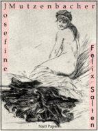 josefine mutzenbacher (ebook)-felix salten-9783943466720