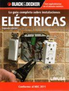 la guía completa sobre instalaciones electricas (black & decker)-9786070505720