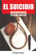 el suicidio emile durkheim 9786077921820