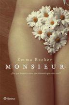 monsieur emma becker 9788408112020