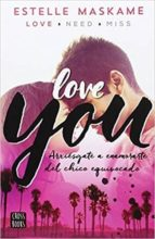 pack you1: love you verano estelle maskame 9788408159520
