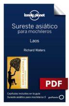 sureste asiático para mochileros 5. laos (ebook)-9788408186120