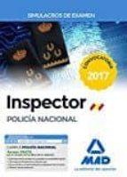 inspector de policia nacional: simulacros de examen 9788414206720