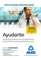 ayudantes instituciones penintenciarias derecho administrativo 9788414210420