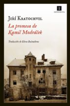 la promesa de kamil modracek jiri kratochvil 9788415130420