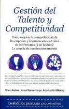 gestion del talento y competitividad-alfonso jimenez-9788415338420