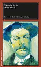 memorias de joaquín costa (ebook)-joaquin costa-juan carlos ara torralba-9788415538820