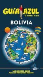 bolivia 2013 (guia azul) 9788415847120