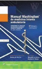 manual washington de medicina interna ambulatoria (2ª ed.)-9788416353620