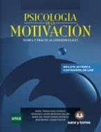 psicologia de la motivacion teoria y practicas experimentales 9788416466320