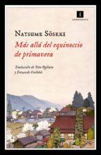 mas alla del equinoccio de primavera-natsume soseki-9788417115920