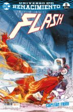 flash nº 22/ 8 (renacimiento)-joshua williamson-9788417147020