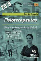 fisioterapeutas: test del temario. servicio aragones de salud 9788417287320