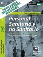 personal sanitario y no sanitario del sas: temario comun y test-9788417439620