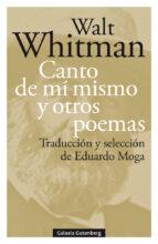 canto de mí mismo y otros poemas walt whitman 9788417747220