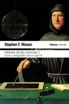 historia de las ciencias 1-stephen f. mason-9788420609720