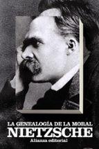 la genealogia de la moral: un escritor polemico-friedrich nietzsche-andres sanchez pascual-9788420650920