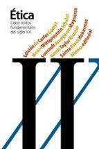 doce textos fundamentales de la etica del siglo xx-carlos (ed.) gomez-9788420691220
