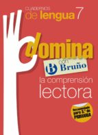 cuadernos domina lengua 7 comprension lectora 3-9788421669020