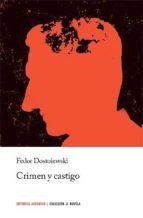 crimen y castigo (15ª ed.)-fiodor dostoievski-9788426156020