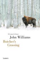 butcher´s crossing john williams 9788426421920