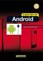 el gran libro de android-jesus tomas girones-9788426717320