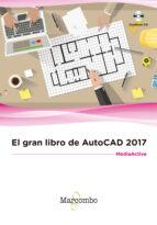 el gran libro de autocad 2017-9788426723420