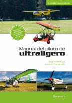 manual del piloto de ultraligero (6ª ed) 9788428338820
