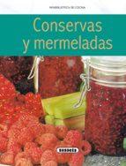 conservas y mermeladas (minibiblioteca de cocina)-9788430572120