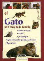 el gato, uno mas de la familia 9788430597420
