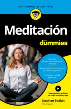 meditación para dummies (ebook)-stephan bodian-9788432901720