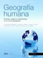 geografia humana-9788434434820