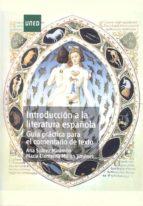 introduccion a la literatura española: guia practica para el come ntario de texto (2ª ed)-maria clementa millan-ana suarez miramon-9788436262520