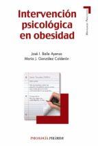 intervención psicológica en obesidad 9788436829020