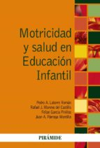 motricidad y salud en educacion infantil 9788436836820